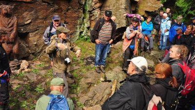6. Hengstererbener Montanwanderung - Reiseführer