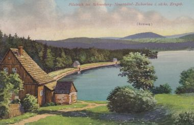 Rybník Filzteich