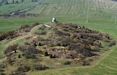 Bergbaulandschaft Mědník