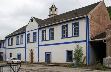 Schindlerova továrna na modrou barvu