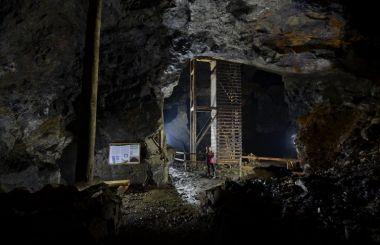 Zlatý Kopec – Kaff mining district