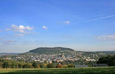 Die historische Altstadt von Annaberg