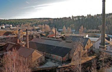 Hüttenkomplex Muldenhütten