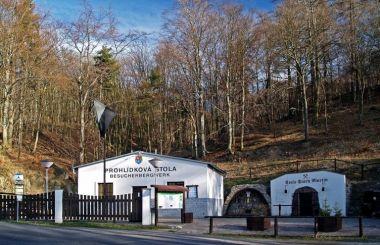 Steinknochen Mining District and the Starý Martin adit
