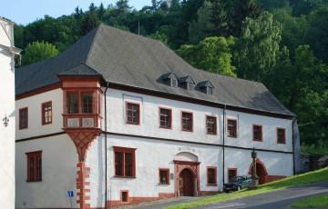 Historické centrum města Jáchymov