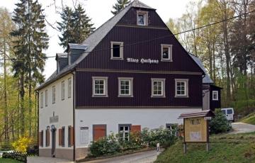 St. Andreas Fundgrube / Weiße Erden Zeche