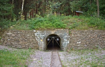 Bergbaulandschaft Hoher Forst