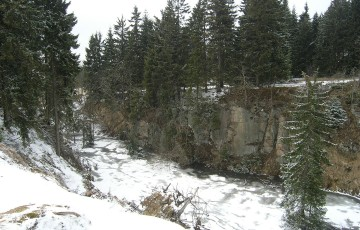 Rote Grube mine (Red pit)