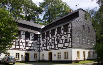 Papírna v Niederzwönitz