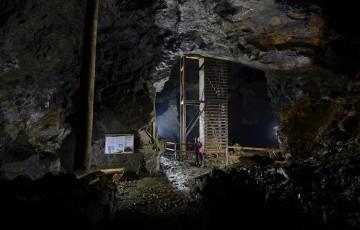 Důlní revír Zlatý Kopec – Kaff