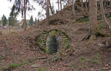 Důl Sauschwart Fundgrube