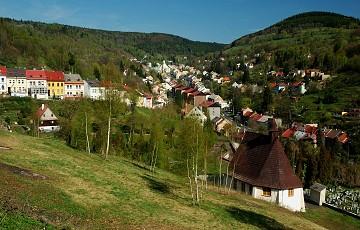 Bergbaulandschaft Jáchymov