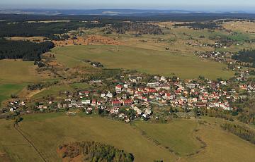 Bergbaulandschaft Abertamy – Boží Dar – Horní Blatná