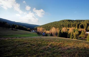 Bergbaulandschaft Zlatý Kopec/Goldenhöhe