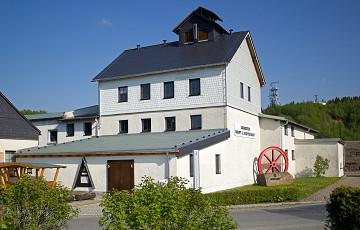 Bergbaulandschaft Ehrenfriedersdorf