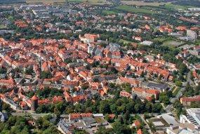 Historische Altstadt von Freiberg