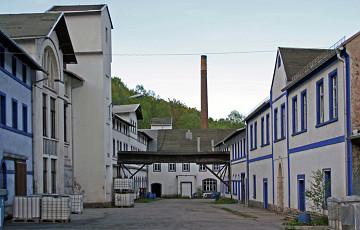 Blaufarbenwerk Schindlers Werk