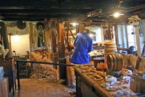 Památky uměleckého řemesla v Seiffenu