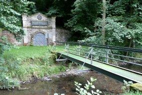Důlní vodohospodářství ve Freibergu