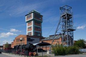Bergbaugebiet Steinkohlenbergbau